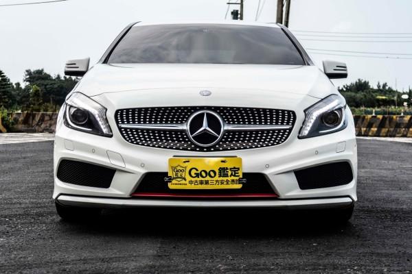 Mercedes-Benz/賓士  A-CLASS  A250 2013年   TCBU優質車商認證聯盟