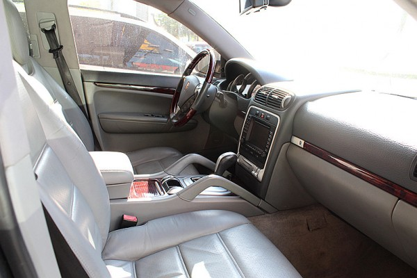 Porsche  Cayenne 凱安 2004年 | TCBU優質車商認證聯盟