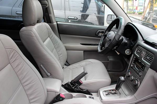 Subaru  Forester 2003年 | TCBU優質車商認證聯盟
