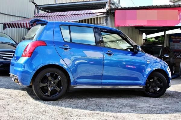 Suzuki  SWIFT 2006年 | TCBU優質車商認證聯盟
