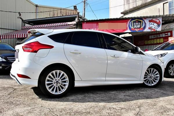 Ford/福特  Focus 2016年   TCBU優質車商認證聯盟