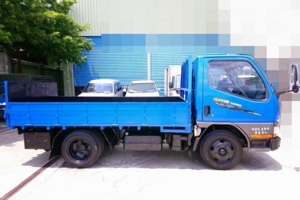Mitsubishi  Canter 2003年 | TCBU優質車商認證聯盟