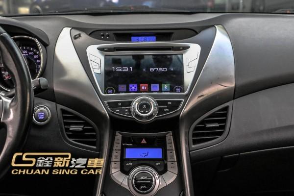 Hyundai  Elantra 2012年 | TCBU優質車商認證聯盟