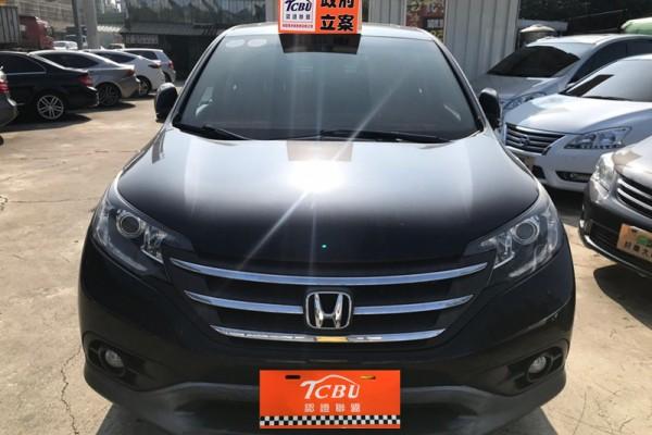Honda  CR-V 2013年   TCBU優質車商認證聯盟