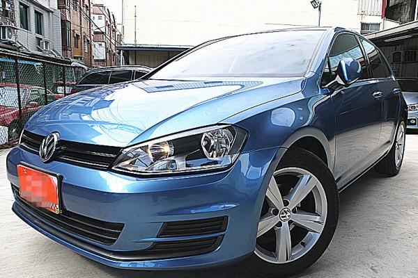 Volkswagen 福斯  Golf 2014年   TCBU優質車商認證聯盟